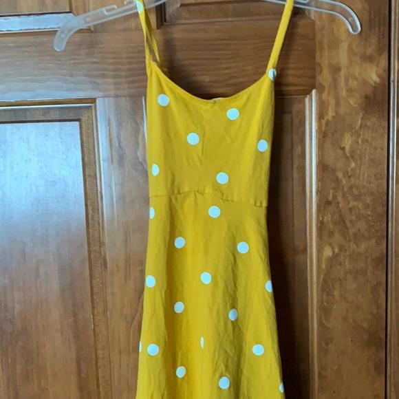 Old Navy Girl Polka Dot Dress L 14